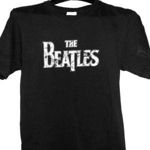 Beatles Band Tee Shirt